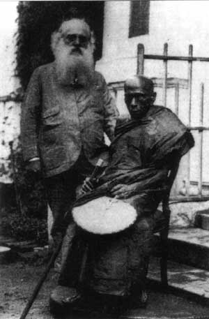Madame Blavatsky and Rev. Sumangala